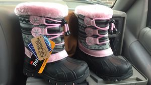 Nord-trail size 12 c girls boots brand new for Sale in Anchorage, AK
