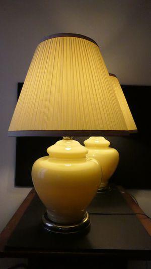 Vintage Ginger Jar Lamps for Sale in Torrance, CA