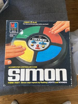 1978 Milton Bradley Simon Game for Sale in Eldersburg, MD