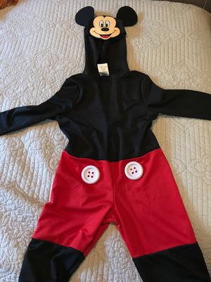 Mickey Mouse costume 3t / 4t Halloween ! for Sale in Orlando, FL