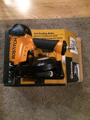 Bostich roofing nail gun for Sale in Southgate, MI