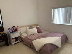 Bed frame with mattress for Sale in Miami Springs, FL