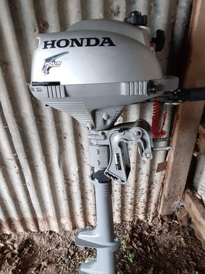 """2003 2 HP HONDA OUTBOARD (Long Shaft)20"""" for Sale in Woodland, CA"""