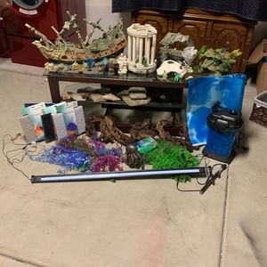 Fish Aquarium for Sale in Puyallup, WA
