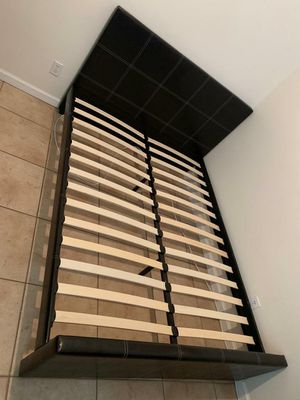 Queen Bed Frame[FAST DELIVERY]🚛💨 for Sale in Fort Lauderdale, FL