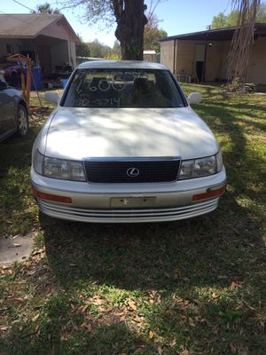 1990 Lexus Ls400 for Sale in Tampa, FL