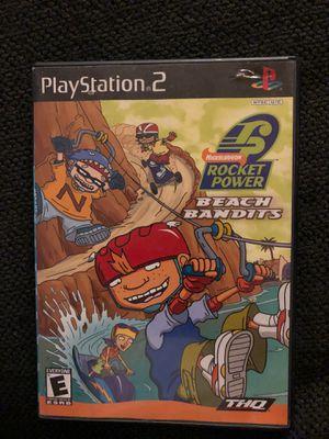Rocket Power: Beach Bandits (PS2 - Like New) for Sale in Daniels, MD