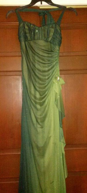 Sexy Twinkling Green Gown for Sale in Philadelphia, PA