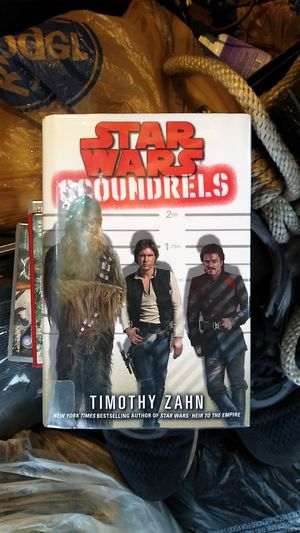 Star Wars Scoundrels - Hard Back Book for Sale in Columbus, OH