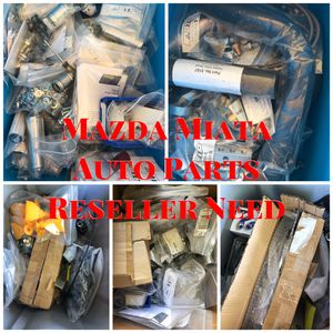 Mazda Miata Auto Parts Reseller Need for a large lot of Miata Parts for Sale in San Antonio, TX