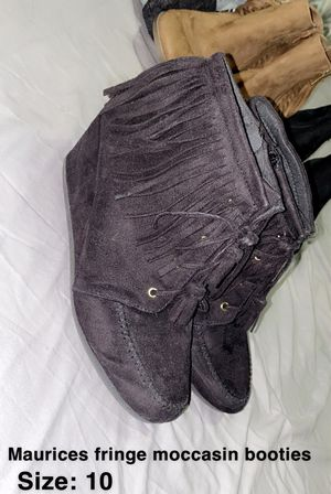 Maurices booties for Sale in College Station, TX