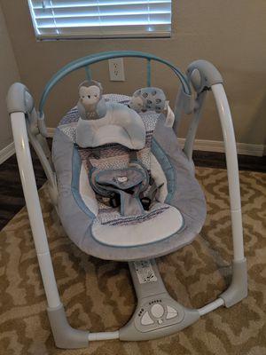Ingenuity Portable Swing - Abernathy - Baby Swing for Sale in Gilbert, AZ