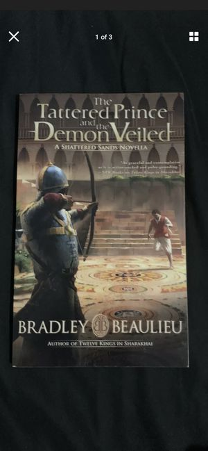 The Tattered Prince And The Demon Veiled for Sale in Chicago, IL