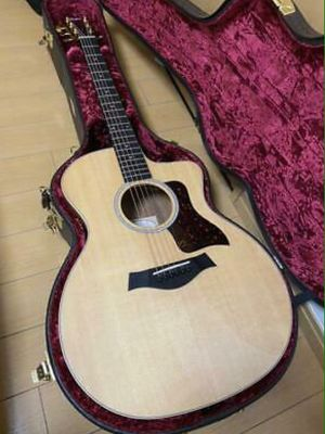 Taylor 214Ce-Koa Dlx Acoustic Electric Guitar With Genuine Hard Case for Sale in Bonner Springs, KS