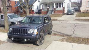 2016 Jeep Patriot 4x4 for Sale in Dearborn, MI