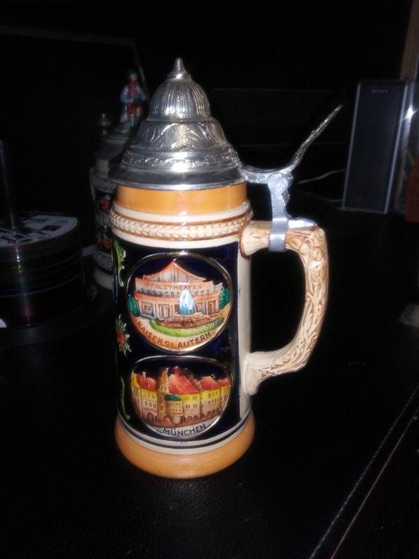 Vintage Germany beer mug