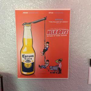 Nelk Boys Poster Frame for Sale in Fort Lauderdale, FL