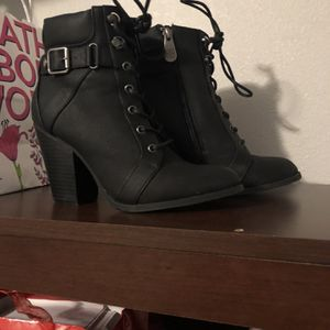 Brand New Heel Boots for Sale in East Peoria, IL