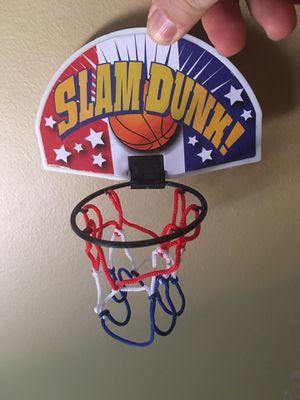 Mini basketball hoop for Sale in Boynton Beach, FL