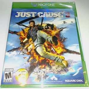 Just Cause 3 Xbox One BRAND NEW SEALED for Sale in San Diego, CA
