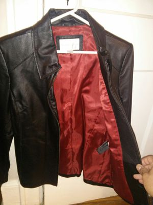 Women's faux leather jacket new for Sale in New York, NY