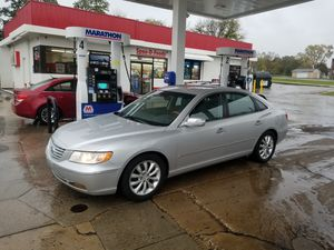 2007 Hyundai Azera limited V6 for Sale in Akron, OH