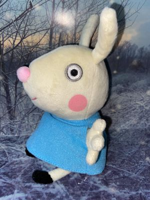 "Peppa Pig - Rebecca rabbit 8"" plush for Sale in Bellflower, CA"