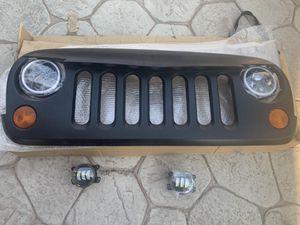 Jeep Wrangler Rubicon Parts for Sale in Los Angeles, CA
