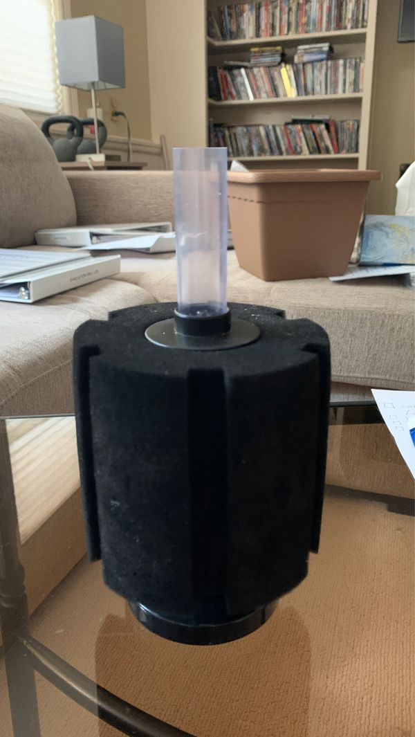 XY 380 Aquarium Sponge Filter