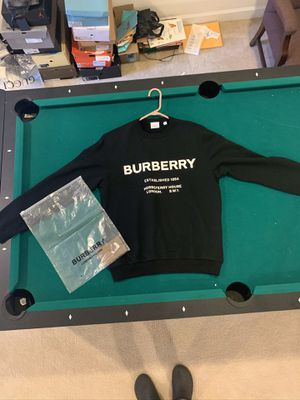 Burberry longsleve size medium for Sale in Upper Marlboro, MD