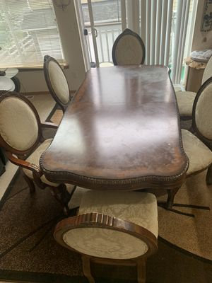 Beautiful dining table for Sale in Everett, WA