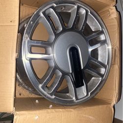 2003 H3 HUMMER STOCK RIMS 17inch for Sale in Tukwila,  WA