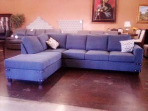 Steele Grey Sofa Sectional for Sale in North Highlands, CA