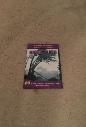 Hurricanes Book by Christine A. Caputo for Sale in Manassas, VA