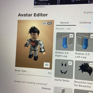 Roblox account Name QuzYT for Sale in Salinas, CA