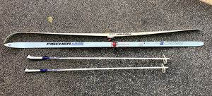 Fischer Crown Air Tec Waxless Cross Country Skis for Sale in Havertown, PA