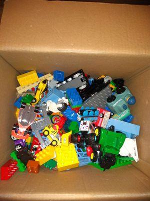 Boys Legos/Toy cars for Sale in Ashburn, VA