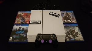 PS4,PS4 controller & also includes 4 games for Sale in Phoenix, AZ