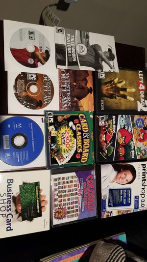 PC Computer Games & Programs for Sale in West Windsor Township, NJ