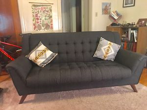 Mid Century Style Couch for Sale in Tacoma, WA