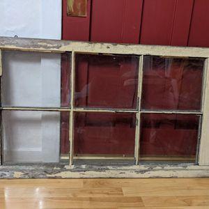 Six-Pane Salvaged Window for Sale in Tukwila, WA