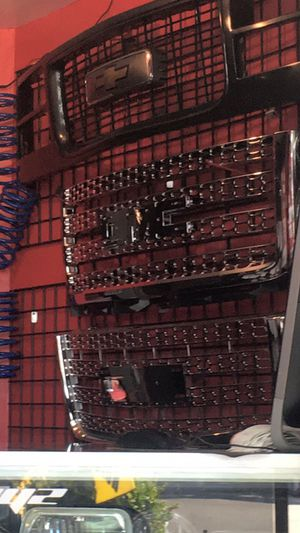 Truck grilles and more for Sale in Bakersfield, CA