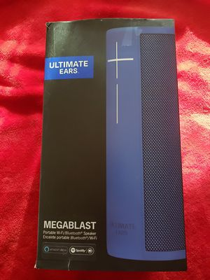 Ultimate Ears Mega Blast brand new never used for Sale in Los Angeles, CA