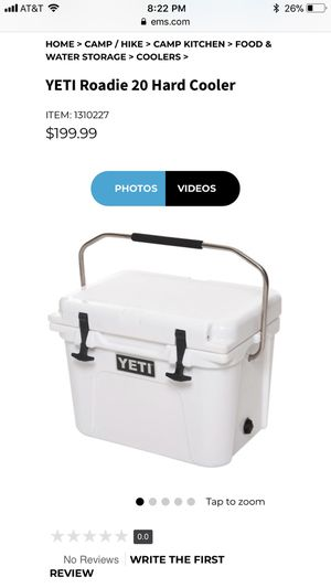 Yetti cooler for Sale in Towson, MD