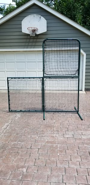 Primed Baseball L-Screen for Sale in Columbus, OH
