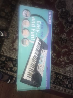 Yamaha keyboard PSR-170 for Sale in Kensington, MD