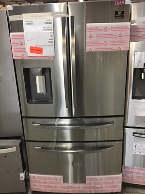 Samsung Stainless Steel 4 Door Refrigerator for Sale in Columbus, OH