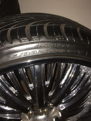 """Universal Rims 24"""" for Sale in District Heights, MD"""