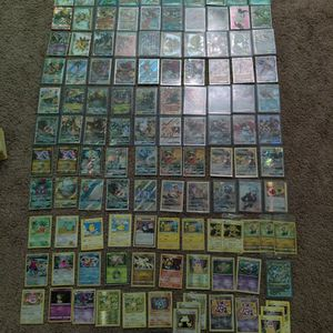 130+ Ultra Rare Pokemon cards READ Desc. for Sale in Locust Grove, GA
