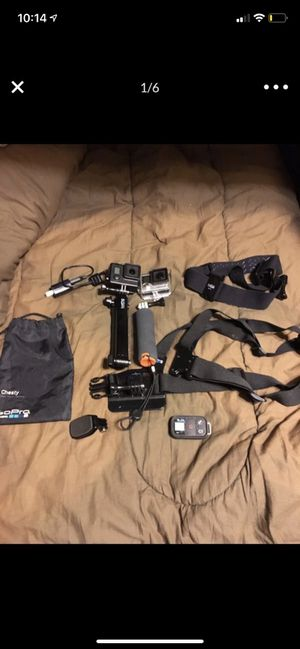 Go pro 4 (two sets) for Sale in Berkeley, CA